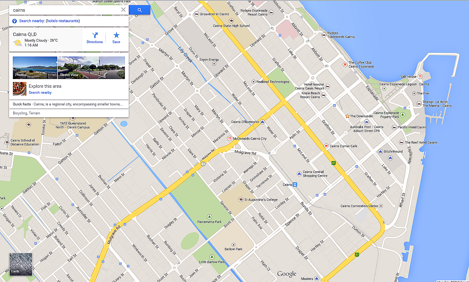 Google Maps Optimisation & Places SEO